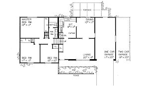 Tri Level Home Plans   Smalltowndjs comBeautiful Tri Level Home Plans   Tri Level House Plans