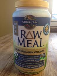 garden of life raw meal organic shake meal product