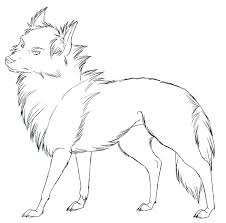 Realistic Wolf Coloring Pages Wolf Coloring Book Plus Wolf Coloring