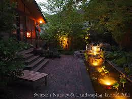 koi pond lighting ideas.  pond minnesota landscape design inspired by bali  natural stone water feature  koi  pond with lighting ideas s