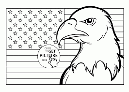 Small Picture 4th Of July Flag Coloring Pages Getcoloringpages Com Coloring