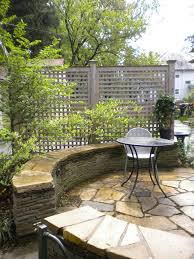 Retaining Wall Seating Walls And Their Role In Garden And Landscape Design