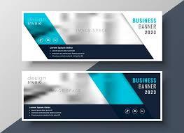 Business Banner Design Elegant Business Banner Design With Image Space Download Free