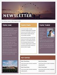 free microsoft publisher newsletter templates free microsoft publisher templates templatesource