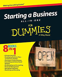 Full For Dummies Book Series - For Dummies Books In Order & Starting a Business All-In-One for Dummies Adamdwight.com