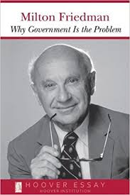 why government is the problem essays in public policy milton  why government is the problem essays in public policy milton friedman 9780817954420 amazon com books