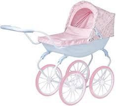 <b>Zapf Creation Baby Annabell</b> 700419 Carriage Pram: Amazon.de ...