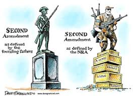 Image result for gun culture cartoon