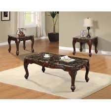 end table sets. Westerberg 3 Piece Coffee Table Set End Sets T