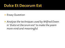 systems engineer resume objective essay on universal health care comparing the sentry and dulce et decorum est gcse english dulce et decorum est wilfred owen