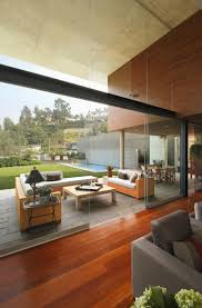 Indoor Outdoor Living modern interplay of indoor and outdoor living spaces s house in 4332 by guidejewelry.us