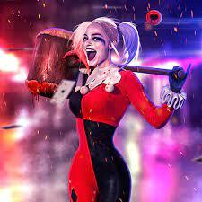 2048x2048 Harley Quinn Margot Ipad Air ...