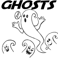 how to draw ghosts with easy step by step drawing lesson how to draw step by step drawing tutorials
