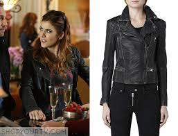 bad judge season 1 episode 7 rebecca s black leather jacket