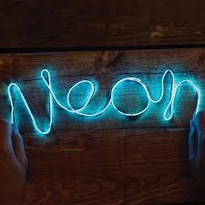 myo neon sign kit