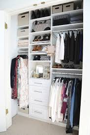 closet makeover project with easyclosets