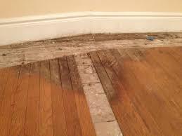 oak hardwood floor repairs