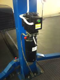 spray booths and car lifts Fuel Tank Wiring 4 ton 2 post car lift 220v single side manual release locking