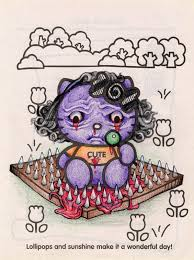 Printable free hello kitty coloring sheets for kids to enjoy the fun of coloring and learning while sitting at home. Goodbye Kitty Colorhalo