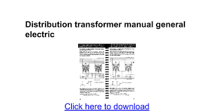 distribution transformer manual general electric google docs Ge Transformer 9t23b3871 Wiring Diagram Ge Transformer 9t23b3871 Wiring Diagram #6
