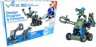 Vex Robotics Robot Designs Hexbug Vex Iq Robotics Construction Kit Amazon Co Uk Toys