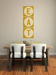 kitchen decorating ideas wall art gorgeous decor diy dining canvas wall art