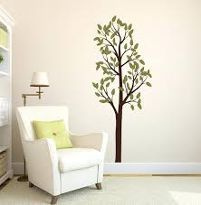 vinyl wall decals trees tall tree vinyl wall decal leafy tree graphic item  zoom wall decals . vinyl wall decals ...