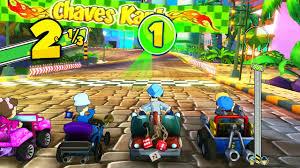 Chaves Kart - Novo jogo do Chaves é muito melhor do que eu esperava! PS3 /  Xbox 360 gameplay - YouTube