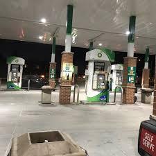 photos at bp gas station