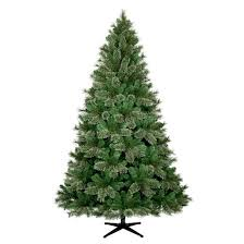 7.5ft Unlit Artificial Christmas Tree Virginia Pine - Wondershop