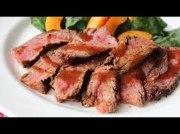 Served with sizzling onions and bell peppers and fresh tortilla. Beerbecue Beef Flank Steak Grilled Flank Steak With Beer Barbecue Sauce Youtube