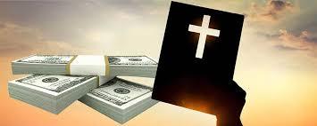 prire  dieu pour avoir de l'argent
