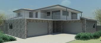 duplex granny flat house plans our