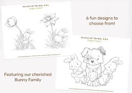 You can download or print easter coloring pages on our website for free. Free Easter Coloring Pages Cute Easy To Print Bunnies By The Bay