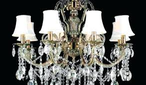 no light chandelier decorative one tier metal frame drops make your medium size of shades lighting