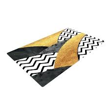 black white and gold rugs chevron hills gold black white woven area rug black white gold rugs