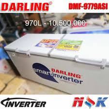 Tủ đông Darling Smart Inverter DMF-9779ASI. BH chính hãng đến T8/2020