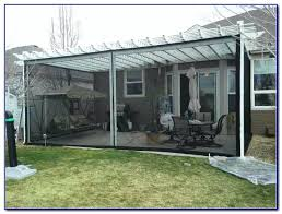 mosquito netting for patio curtains a diy screen possible projects