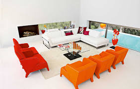Modern Colorful Living Room Add Color To Your Living Room Daccor Adorable Home