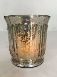 pottery barn wrought spiral candle