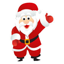 Image result for santa cartoon
