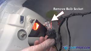how to fix tail light problems in under 20 minutes Light Bulb Socket Wiring Diagram removing bulb socket lighting socket wiring diagram