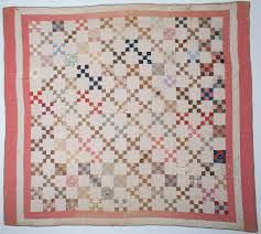 Cornett Family Quilts Collection | Missouri Historic Costume and ... & Multi-Generational Cotton Nine-Patch Quilt Adamdwight.com