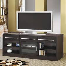 contemporary media console furniture. TV Stands Contemporary Console With CONNECT-IT Power Drawer Media Furniture