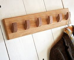 Oak Coat Racks