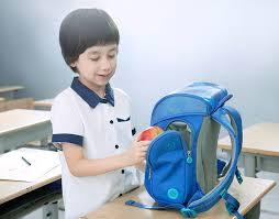 Купить <b>Рюкзак Xiaomi Mi Rabbit</b> MITU Children Bag Blue с ...
