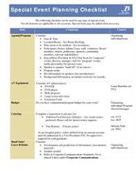 Event Planning Checklist Pdf 43 Best Event Planning Checklist Images Event Planning Checklist