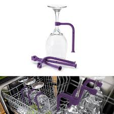 2018 stemware saver unique kitchen cleaning tool silicone wine glass holder for dishwashing flexible dishwasher attachment from kconyida666999