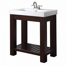 Bathroom : Corner Bathroom Sink Base Cabinet 18 In Vanity Combo ...