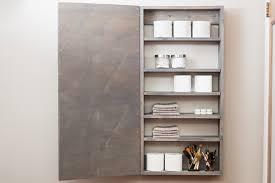 install the shelves